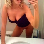 Stunning blonde cougar is up for crazy fun