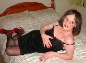 I love sex I just ain't getting any of it. I am kinda slinky taking a size 12 in a dress,